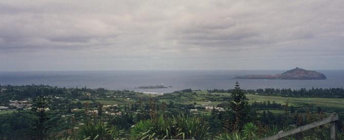 2001 Norfolk Island's Lazy Dayz – Day 7