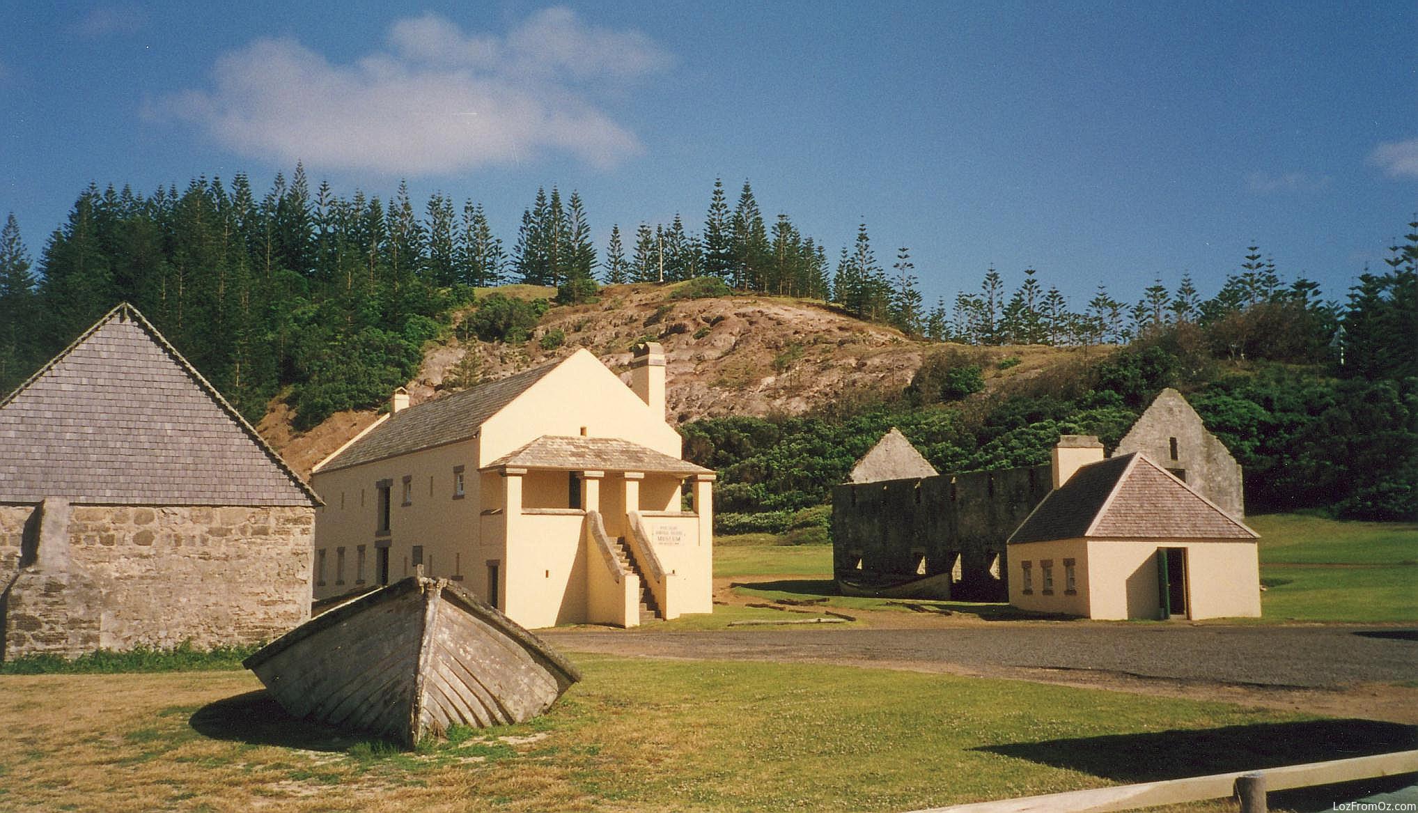 2001 Norfolk Island's Lazy Dayz – Day 9