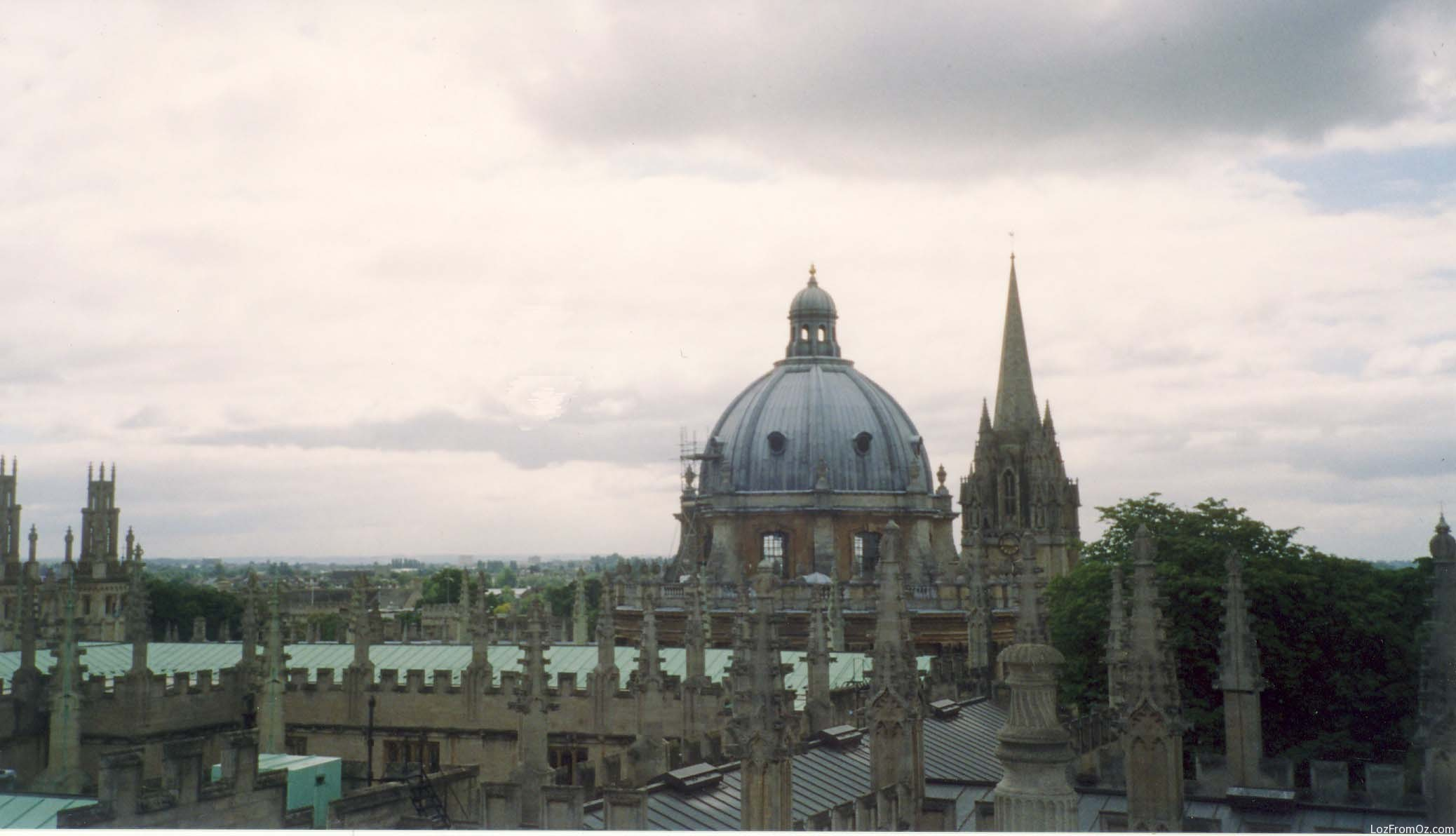 2003 Discovering Britain & Ireland – Day 4