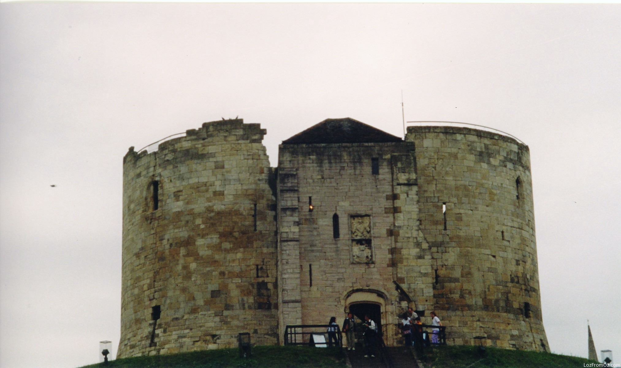 2003 Discovering Britain & Ireland – Day 5