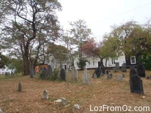Howard Street Cemetery