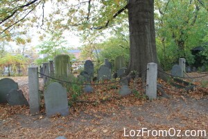 Old Burying Point
