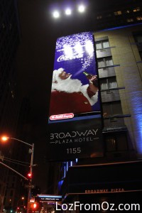 Our NY Hotel
