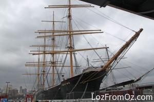 Peking Museum Ship NY
