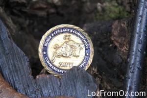 Memorial Medallion