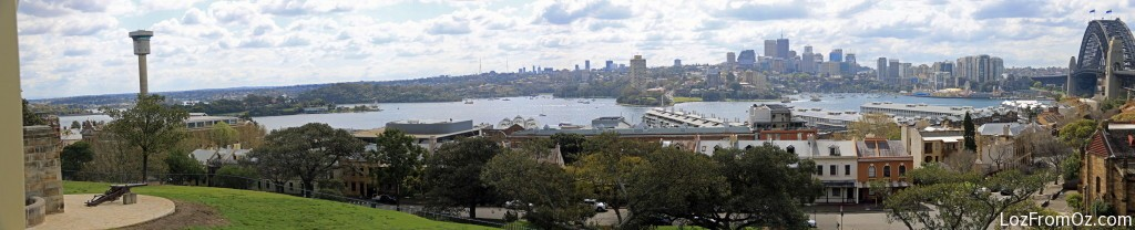 View from Observatory Hill