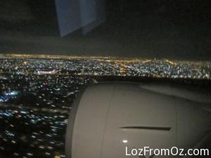 Coming into Dubai