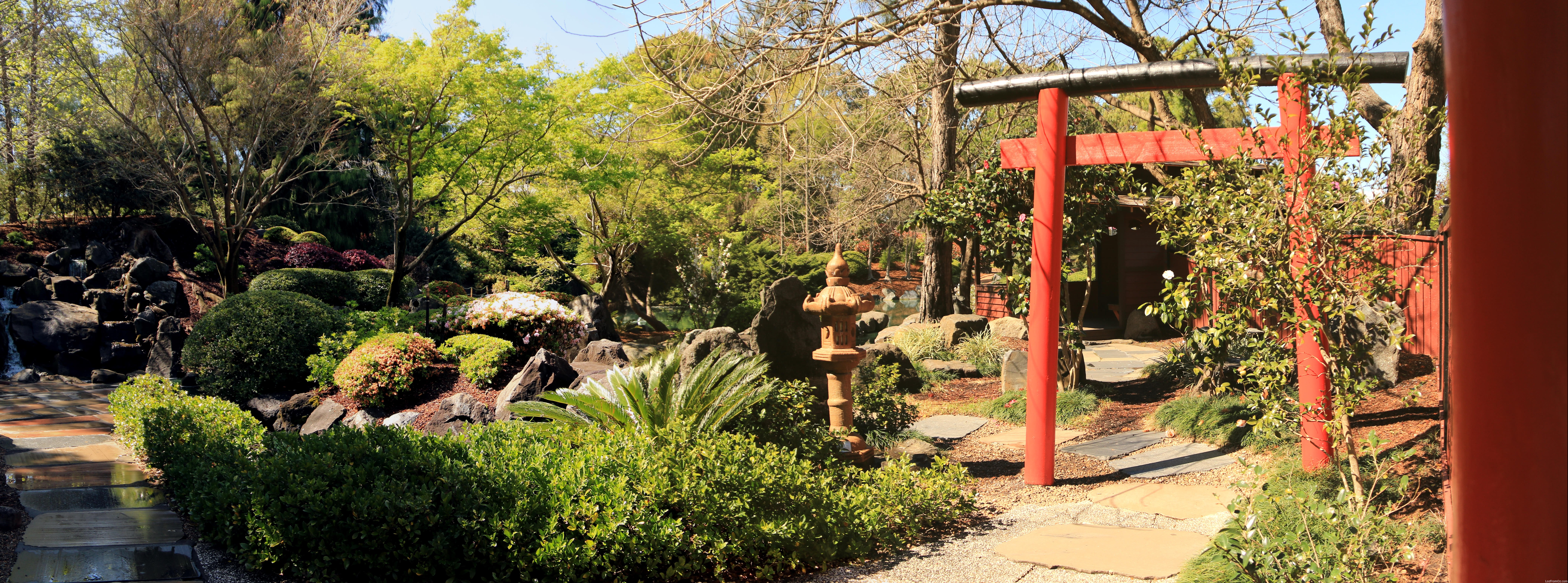 2016 Auburn Botanic Gardens