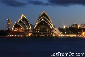 Opera House stars