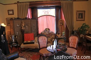Mrs Dunsmuir's Sitting Room
