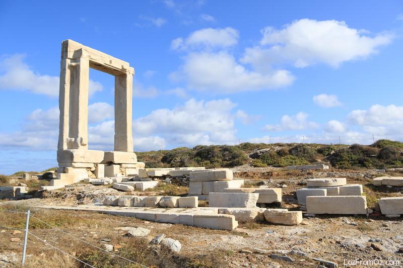 2019 Greek Odyssey – Day 26